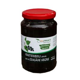 Gem de coacăze negre 370 ml