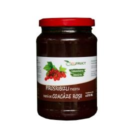 Pastă de coacăze roşii 370 ml